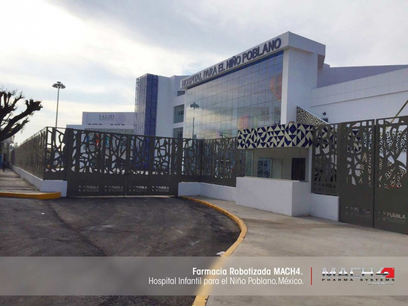 Hospital para el Niño Poblano