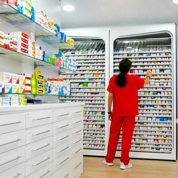 Stocklight farmacia Mateu